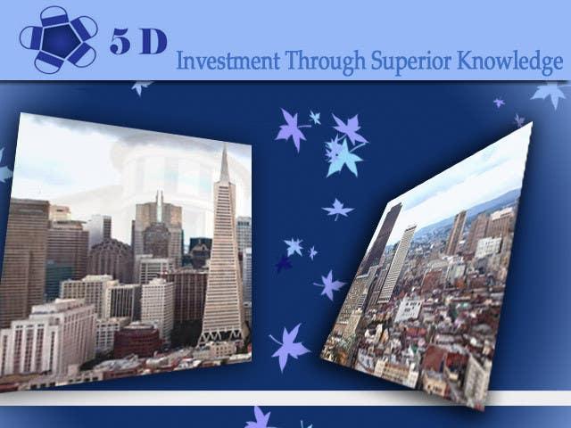 Конкурсная заявка №30 для Corporate Identity for 5-D Trading Ltd