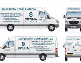 #5 pentru Van branding design de către tomislavfedorov
