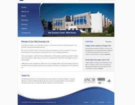 nº 55 pour Wordpress Theme Design for Cass Allen Associates Ltd par Pavithranmm