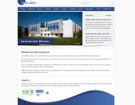 #24 untuk Wordpress Theme Design for Cass Allen Associates Ltd oleh Pavithranmm