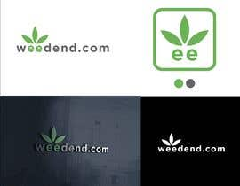 #90 for Logo design with cannabis af vanroco3