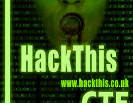#80 for Poster Design for Hacking Competition af totta00spy