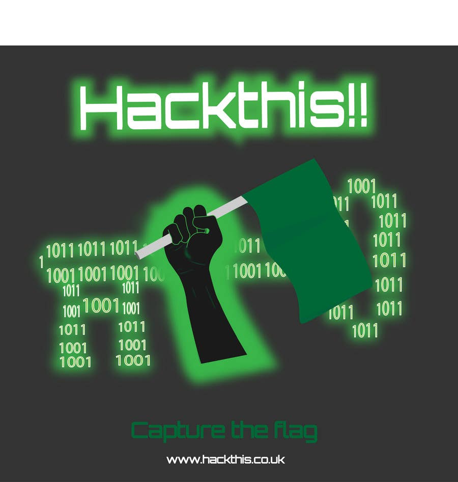 #74 for Poster Design for Hacking Competition by wily1