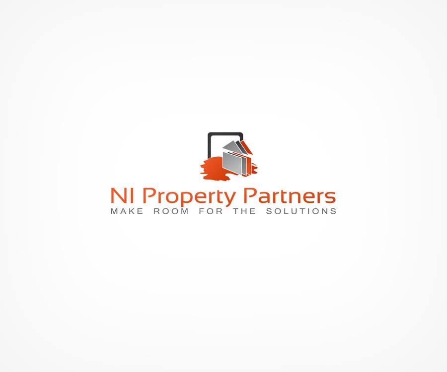 Logo Design for NI Property Partners için 71 numaralı Yarışma Girdisi