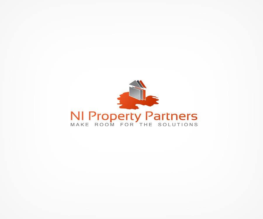 Logo Design for NI Property Partners için 72 numaralı Yarışma Girdisi