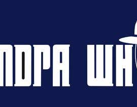 nº 27 pour Logo - Grandpa Who OR Whovian Grandpa par pzazz