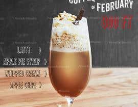 Nro 16 kilpailuun Design me a poster representing coffee of the month at size of A/1 käyttäjältä Shtofff