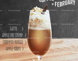 Nro 17 kilpailuun Design me a poster representing coffee of the month at size of A/1 käyttäjältä Shtofff