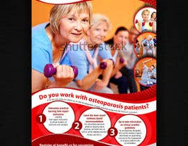 ezesol tarafından Poster Design for Osteoporosis Canada- Bone Fit Program için no 47