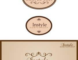 #199 dla Logo Design for Instyle Hamper Shop przez Deedesigns