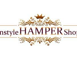 #115 para Logo Design for Instyle Hamper Shop de webomagus