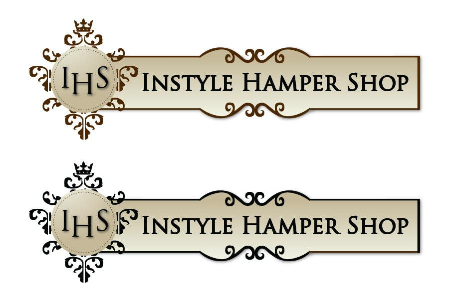 Konkurrenceindlæg #                                        131                                      for                                         Logo Design for Instyle Hamper Shop