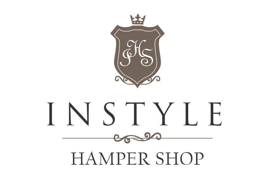 Penyertaan Peraduan #202 untuk Logo Design for Instyle Hamper Shop