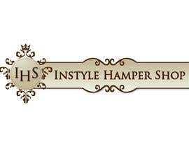 #65 para Logo Design for Instyle Hamper Shop por syazwind