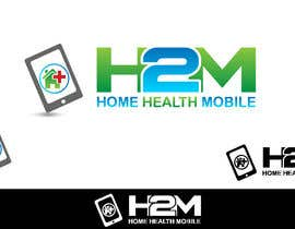 akshaydesai tarafından Logo Design for Home Health Mobile: Quality assurance için no 213