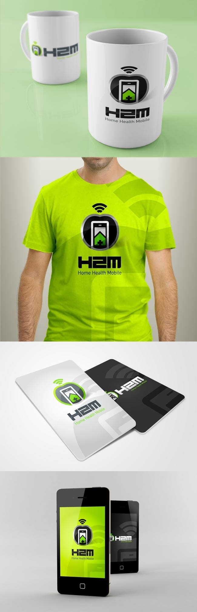 Proposition n°299 du concours Logo Design for Home Health Mobile: Quality assurance