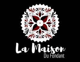 #38 untuk I need a logo /stamp to my new chocolate retail business. Stamp to be on chocolate and a commercial logo. Businee Name: La maison du fondant oleh janainabarroso