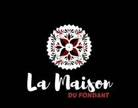 #39 untuk I need a logo /stamp to my new chocolate retail business. Stamp to be on chocolate and a commercial logo. Businee Name: La maison du fondant oleh janainabarroso
