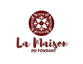 #42 untuk I need a logo /stamp to my new chocolate retail business. Stamp to be on chocolate and a commercial logo. Businee Name: La maison du fondant oleh janainabarroso