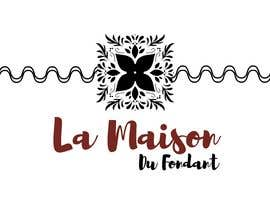 #45 untuk I need a logo /stamp to my new chocolate retail business. Stamp to be on chocolate and a commercial logo. Businee Name: La maison du fondant oleh janainabarroso