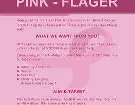 #13 untuk Design a Flyer for Pink-Falgar oleh yasserwaqar