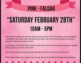 #4 untuk Design a Flyer for Pink-Falgar oleh sabhyata18