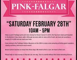 #8 untuk Design a Flyer for Pink-Falgar oleh sabhyata18
