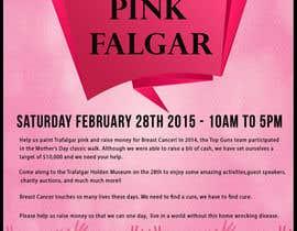 #9 untuk Design a Flyer for Pink-Falgar oleh sabhyata18