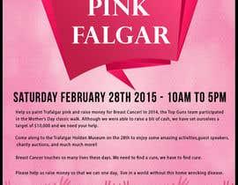 #10 untuk Design a Flyer for Pink-Falgar oleh sabhyata18