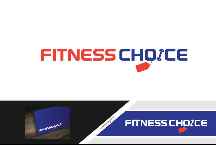 Proposition n°                                        100                                      du concours                                         Logo Design for Fitness Choice