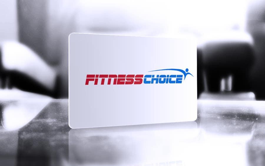 Inscrição nº                                         41                                      do Concurso para                                         Logo Design for Fitness Choice