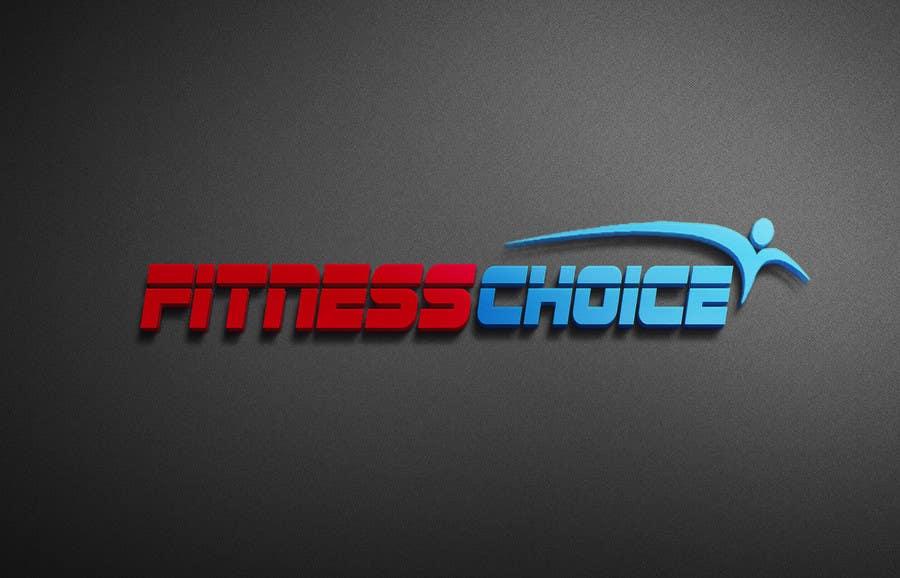 Inscrição nº                                         42                                      do Concurso para                                         Logo Design for Fitness Choice