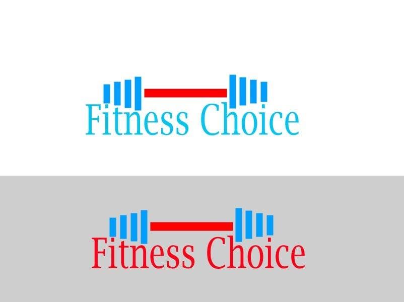 Inscrição nº                                         137                                      do Concurso para                                         Logo Design for Fitness Choice