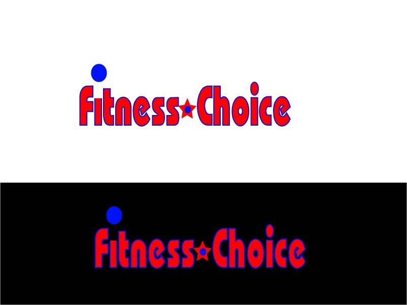 Proposition n°                                        117                                      du concours                                         Logo Design for Fitness Choice