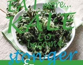 #11 for Play on words: What doesn't KALE you makes you STRONGER by ZeeshanAmrack