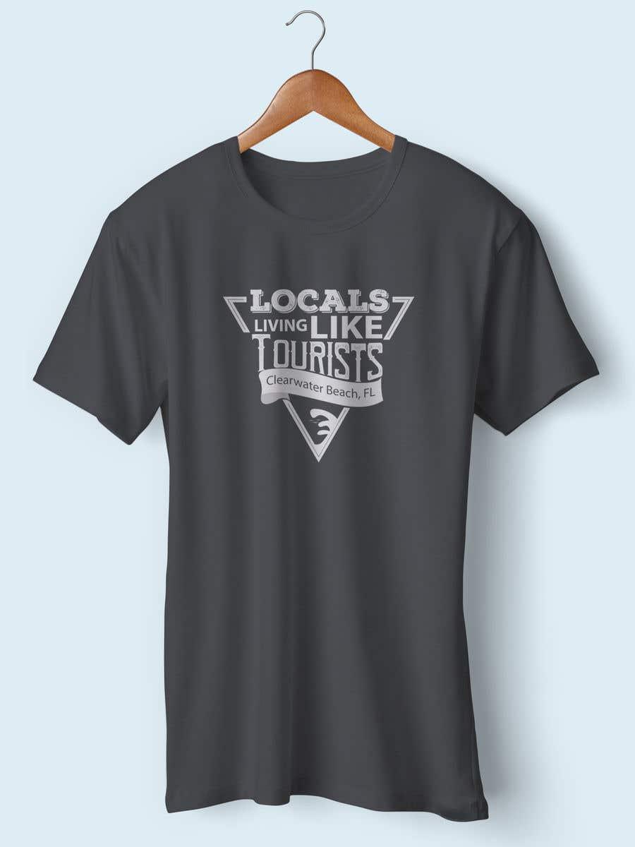 Konkurrenceindlæg #23 for Design a T-Shirt -MAD FONT SKILLS NEEDED