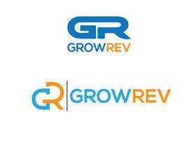#416 for Logo Design - Grow Rev by azimnaogaon