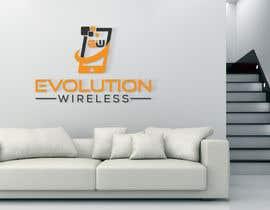 #87 for Evolution Wireless by graphicground