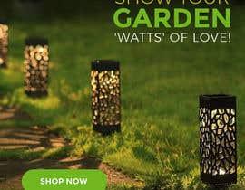 #47 para Design an Email Banner - Garden Lighting de kreativedesizn