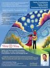 Advertisement Design for Artistry in Healing için Graphic Design51 No.lu Yarışma Girdisi