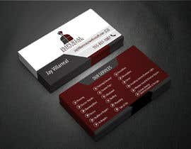 #147 for Design some Double Sided Business Cards by gourmahato