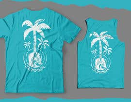eliartdesigns tarafından Beach T-Shirt Design for Summer Line için no 46