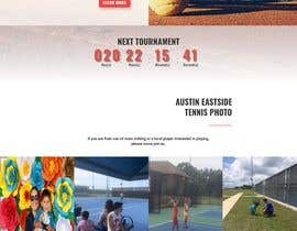#13 for Create a Wordpress website for my tennis club af jubaed