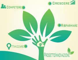 #21 for Logo per iniziativa-progetto by nicolosmn99