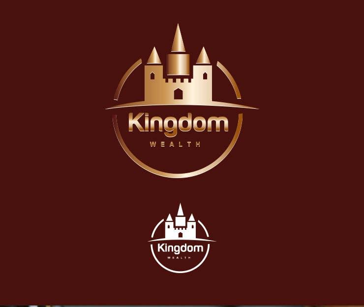 Bài tham dự cuộc thi #                                        44                                      cho                                         Design a Logo exuding KINGDOM WEALTH Int Realty