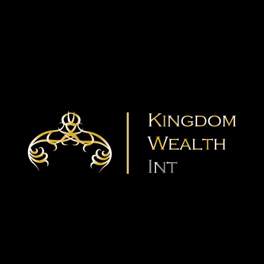 Bài tham dự cuộc thi #                                        32                                      cho                                         Design a Logo exuding KINGDOM WEALTH Int Realty