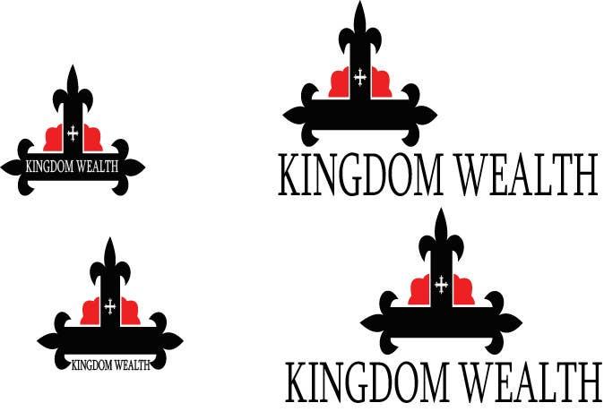 Bài tham dự cuộc thi #                                        41                                      cho                                         Design a Logo exuding KINGDOM WEALTH Int Realty