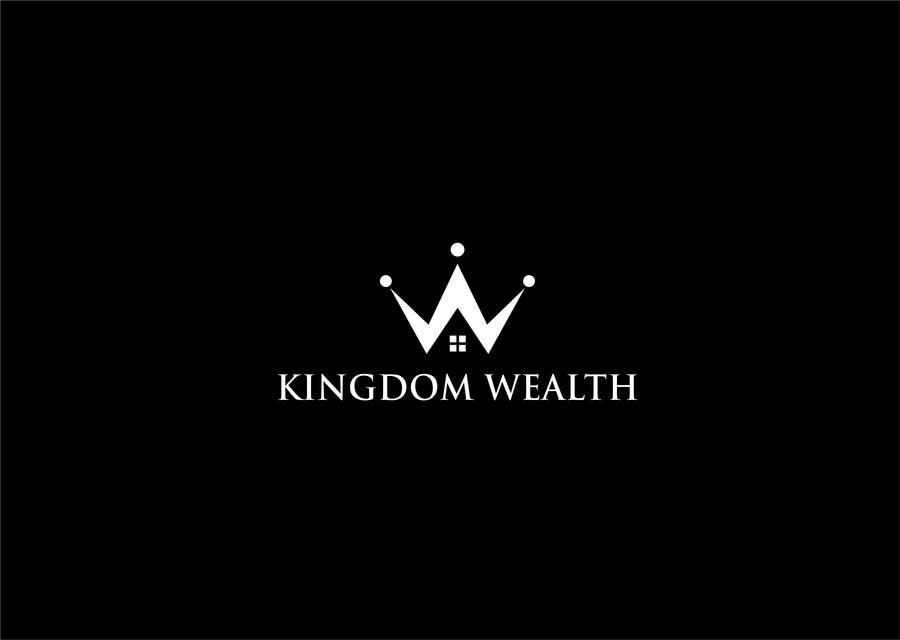 Bài tham dự cuộc thi #                                        40                                      cho                                         Design a Logo exuding KINGDOM WEALTH Int Realty