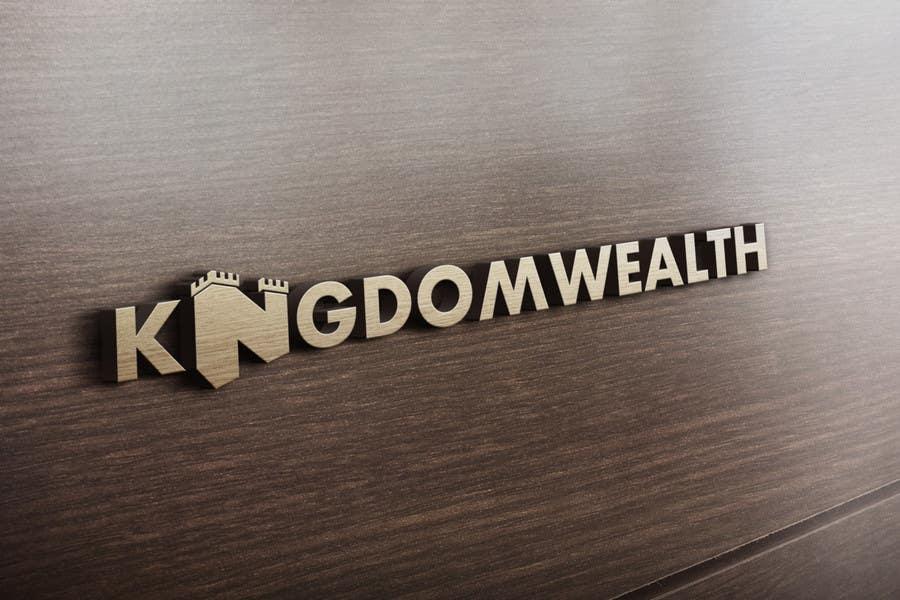Bài tham dự cuộc thi #                                        30                                      cho                                         Design a Logo exuding KINGDOM WEALTH Int Realty