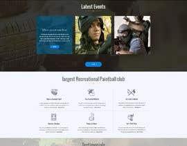 #11 untuk Wordpress Site for a Paintball team. oleh stevewordpress